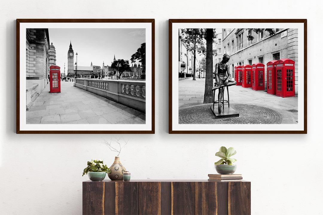 London Art Prints: Photos of Landmarks for Anglophile Collectors