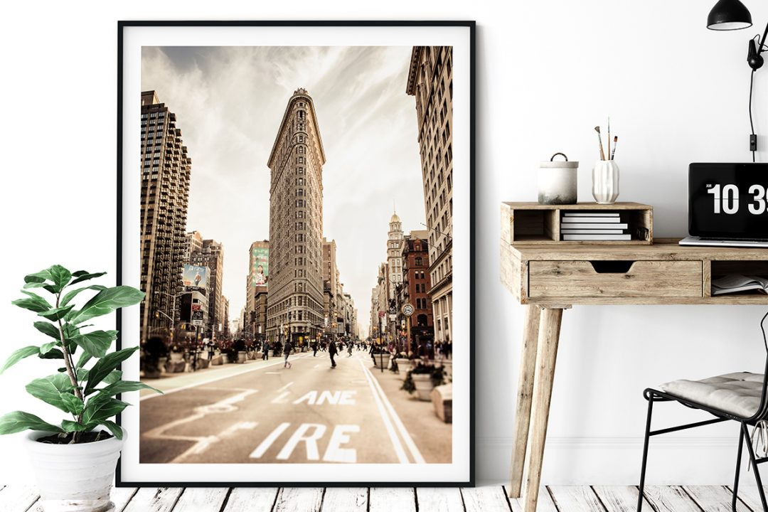Working from Home: 5 Home Office Wall Photography Gift Ideas